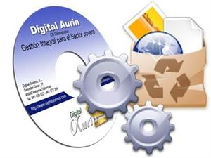 Foto Digital Aurin Server 2 licencias Mayor de